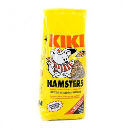Comida para hamsters, ratas y ardillas Kiki