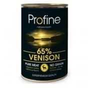 Profine Latas de comida húmeda de venado Profine