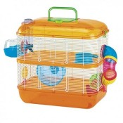 Jaula para hamsters con túnel Tenerife Arquivet