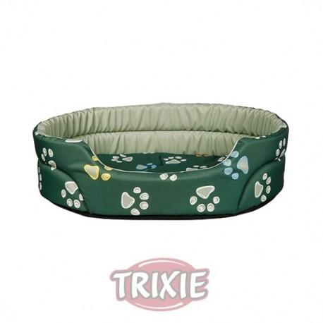 Cama Jimmy con cómodo cojín para perros trixie