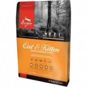 Orijen Kitten para gatos, gatitos y hurones