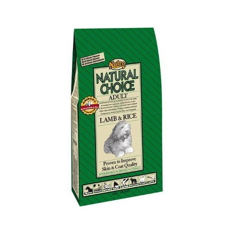 Nutro adult lamb medium