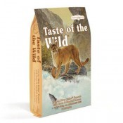 Taste of the wild canyon river de trucha