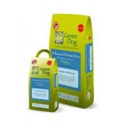 Pienso holístico Green Pantry de pavo para cachorros