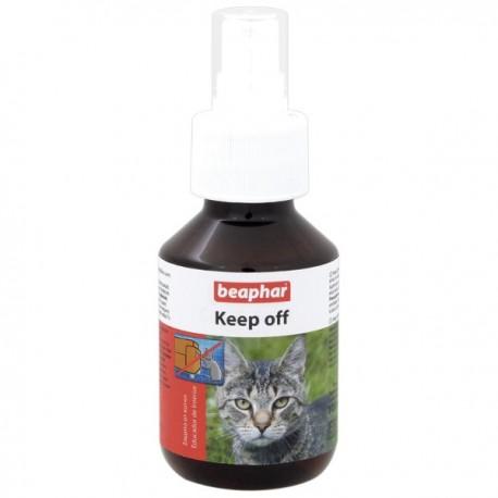 Keep Off Spray educador anti arañazos para gatos