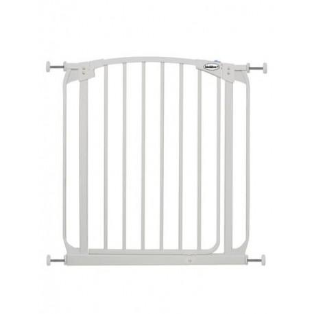Puerta de oscilación simple blanca Bindaboo