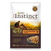 True Instinct High Meat de pollo campero y verduras para gatos