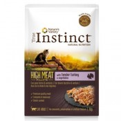 True Instinct High Meat de pavo y verduras para gatos