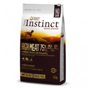 True Instinct High Meat Adult Pollo Medium Maxi