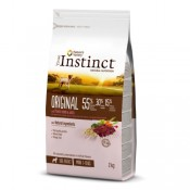 True Instinct Original Adult Mini de cordero