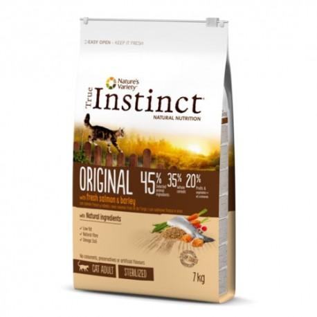 True Instinct Original Adult Sterilized para gatos esterilizados