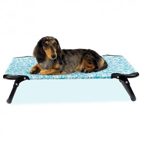 Cama elevada on top para perros