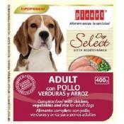 Picart Select Dog Adult comida húmeda de pollo y verduras