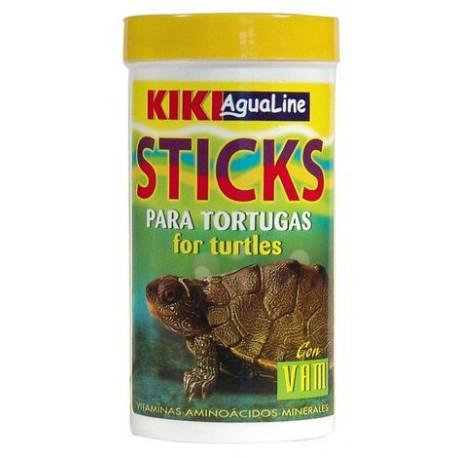 alimento en Sticks para tortugas Kiki