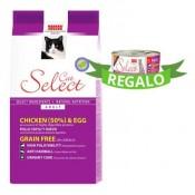 Picart Select Cat Adult de pollo sin cereales