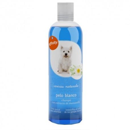 Champú para perros de pelo blanco Affinity