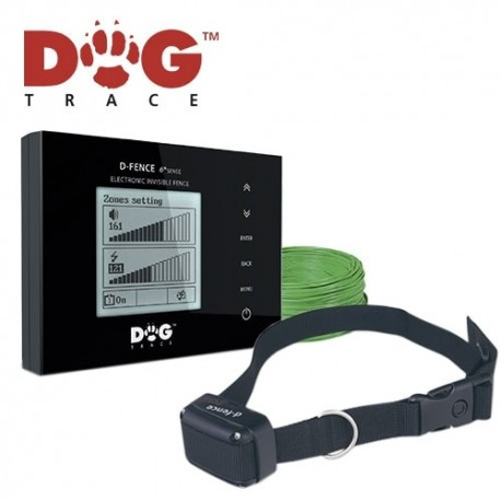 Valla antiescape Dogtrace D-Fence 6th Sense Digital