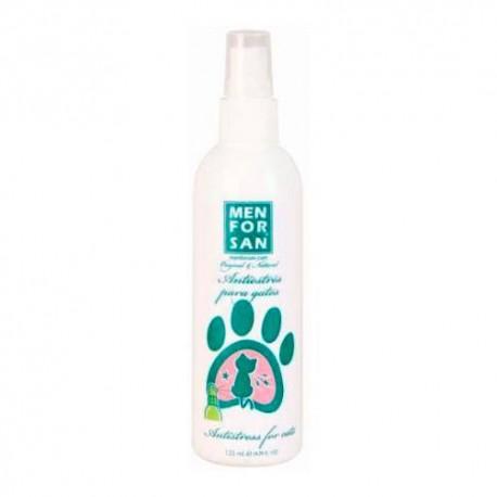 Spray antiestrés y tranquilizante para gatos Menforsan