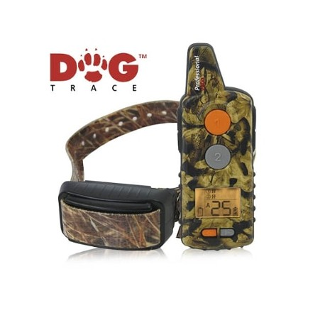 Collar educacional Dogtrace Pro 2000 en color camo