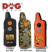 Mandos adicionales para Dogtrace Línea Pro