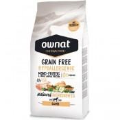 Pienso Ownat Grain Free Hypoallergenic de cordero