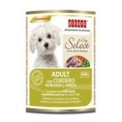 Picart Select Dog Adult Comida húmeda de cordero y verduras