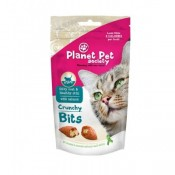 Bocaditos con salmón Skin & Coat para gatos Planet Pet Society