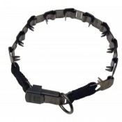 Collar Neck Tech con cierre cliclock en color negro Sprenger
