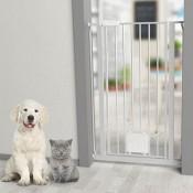 Barrera de seguridad con gatera Dog&Cat