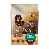 Purina Pro Plan Duo Délice Small Adult Buey