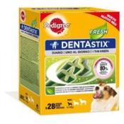 Pack mensual de Pedigree Dental Stix Fresh para perros pequeños
