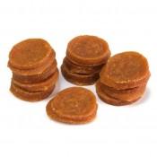 Chips de salmón Natural Snack Arquivet