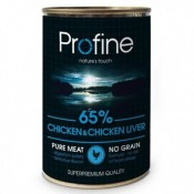 Profine Latas de comida húmeda de pollo