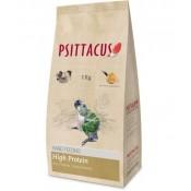 Psittacus Alta Proteína Papilla para cotorras, cacatúas y amazonas
