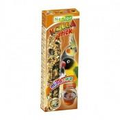 Nestor 2 Sticks con miel para agapornis y ninfas
