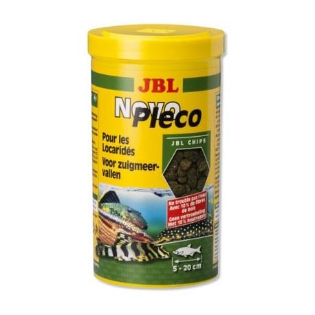 JBL Novopleco Comida para plecos pequeños y medianos