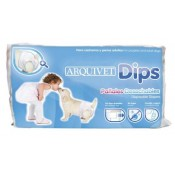 Pañales desechables para perros Arquivet Dips