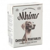 Mhims Alimento húmedo natural de pollo