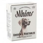 Mhims Alimento húmedo natural de pollo