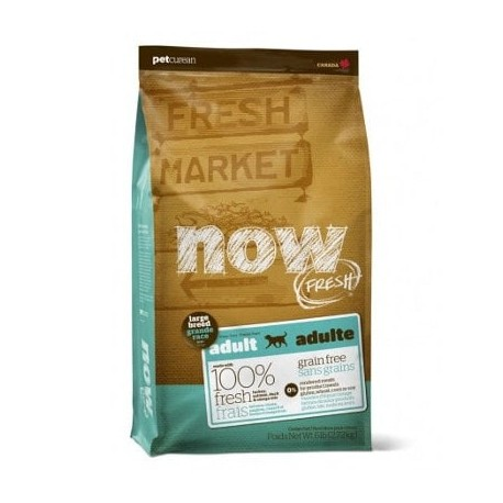 Pienso Now Fresh Grain Free Adult Large Breed