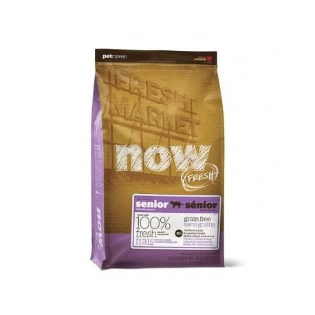 Pienso Now Fresh Grain Free Cat Senior