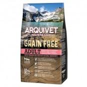 Arquivet Grain Free de Salmón y Atún con Verduras