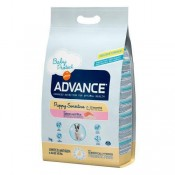 Advance puppy sensitive de salmón y arroz