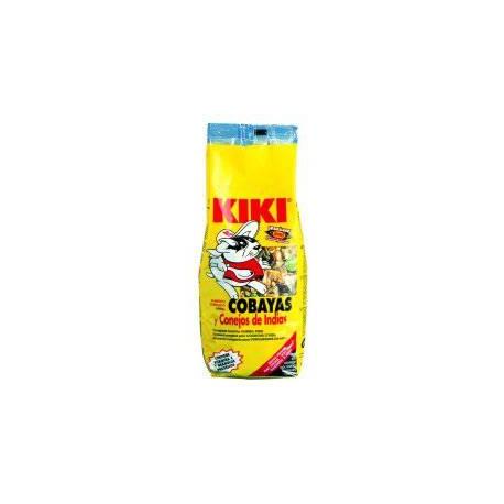 Comida para cobayas y conejos de indias Kiki