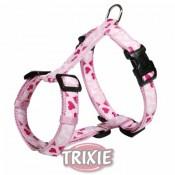 Arnés de diseño Rose Heart para perros