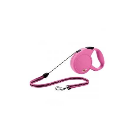 Flexi Classic rosa de cordón