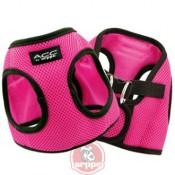 Chaleco Casual Confort rosa para perros arppe