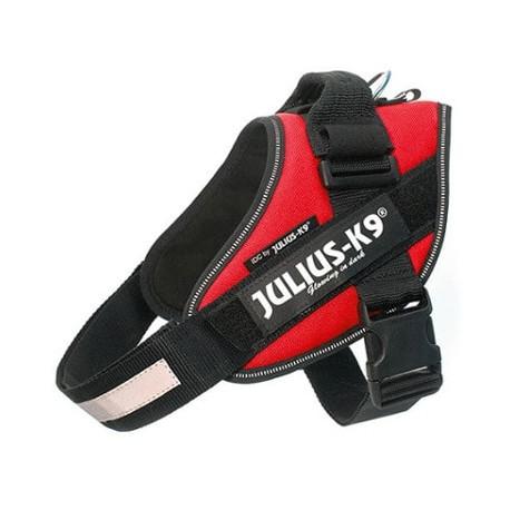 Arnés para perros Julius K9 en color rojo