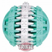 Pelota dental de caucho natural trixie