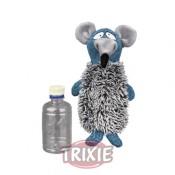 Mordedor rata con botella extraible y sonido